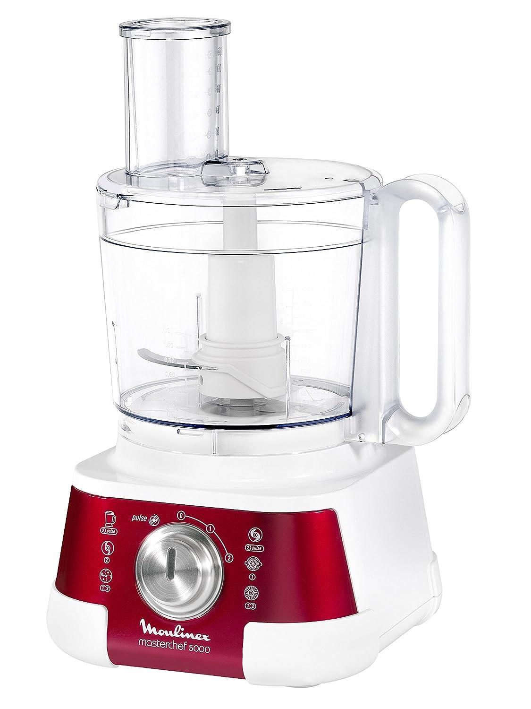 Moulinex fp520g masterchef 5000 robot da cucina 750 w for Robot cocina masterchef