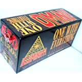 INWO CCG Illuminati New World Order One With Everything 1995 Factory Set By Steve Jackson (Collectible Card Game Original Version 1.1 March 1995)- Factory Set [並行輸入品]