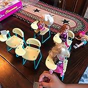 Amazon Com Gloria Dollhouse Furniture Classroom Play