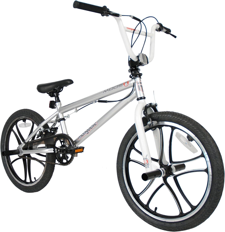 Mongoose Mode 270 V2 Bicicleta BMX Freestyle de 20 Pulgadas ...