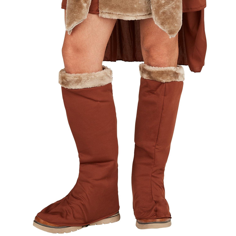 dressforfun Disfraz para Hombre Jefe vikingo | Atuendo salvaje con capa | Incl. botas + Gorro y Cinturón (XXL | no. 301363): Amazon.es: Juguetes y juegos