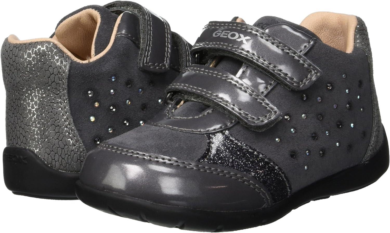 Geox Baby Girls/' B Kaytan a Sneaker