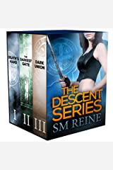 The Descent Series, Books 1-3: Death's Hand, The Darkest Gate, and Dark Union Kindle Edition