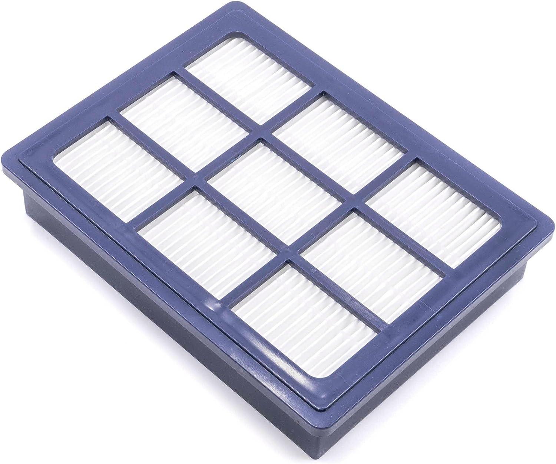 vhbw Filtro Hepa compatible con Nilfisk Power P10 UK DE, P12, P12 ...