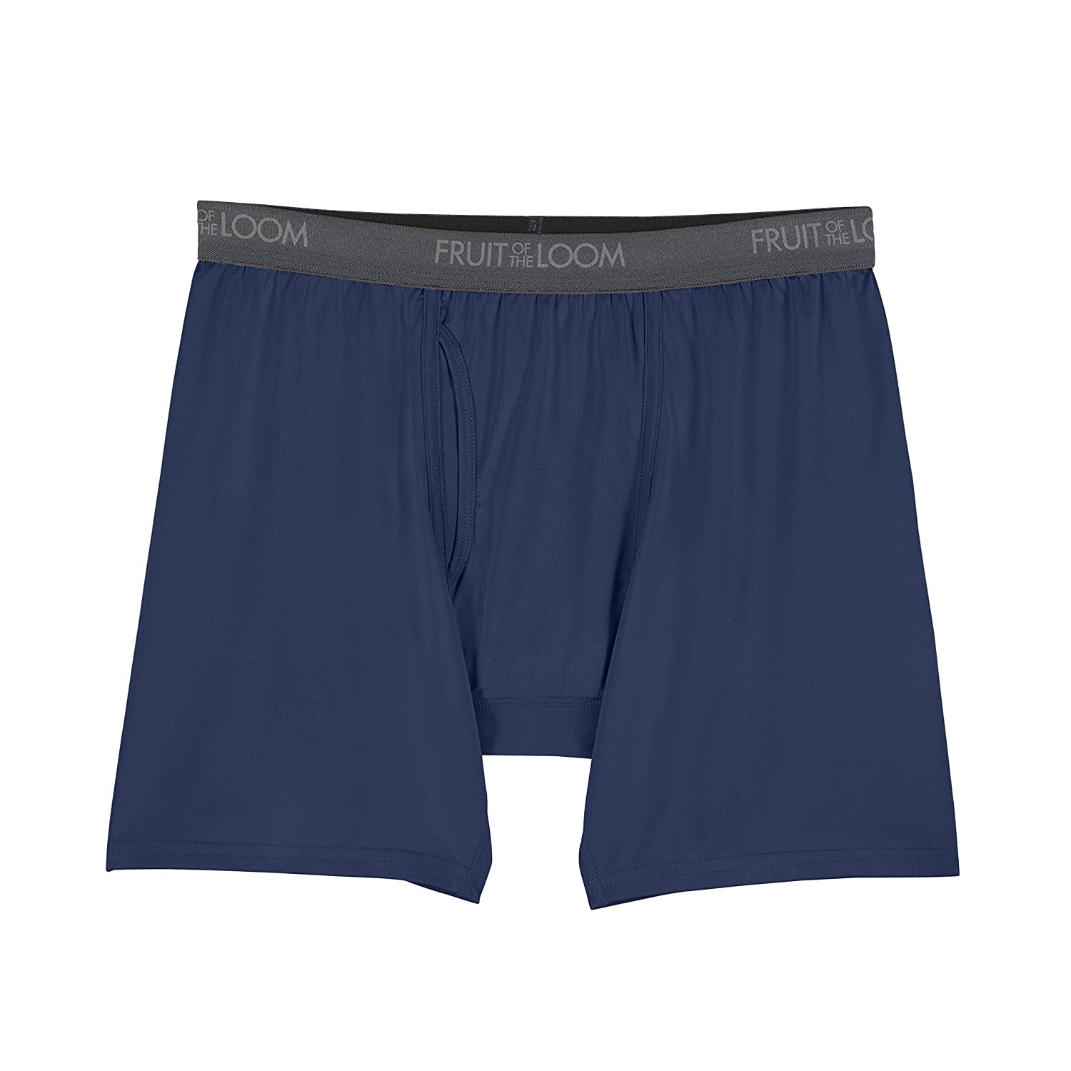 Fruit of the Loom Mens Micro-Stretch Boxer Briefs