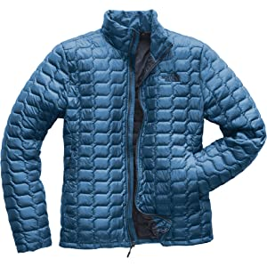 The North Face Womens Thermoball Jacket, Pink Salt, Size XS ...