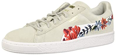 hot product professional website forefront of the times Amazon.com | PUMA Suede Hyper Embelished Womens in Glacier ...