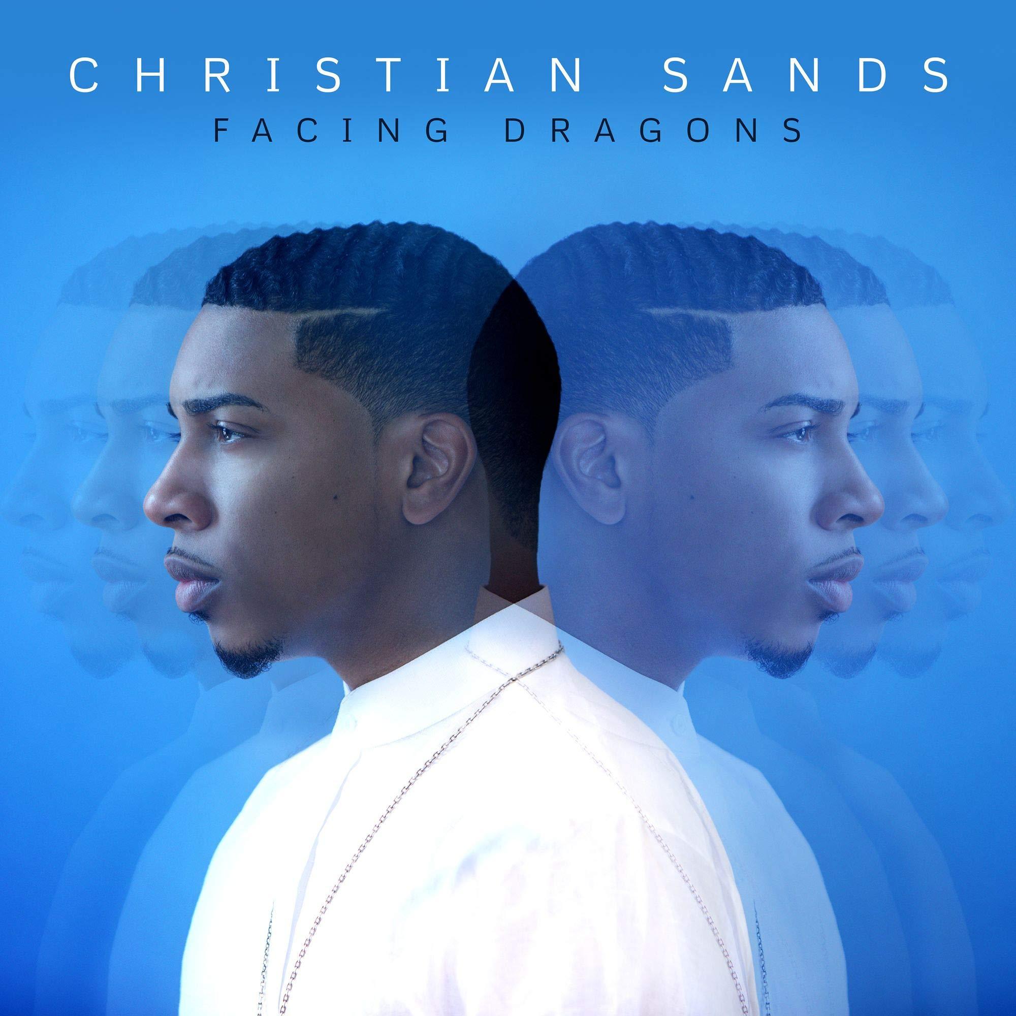Vinilo : Christian Sands - Facing Dragons (LP Vinyl)