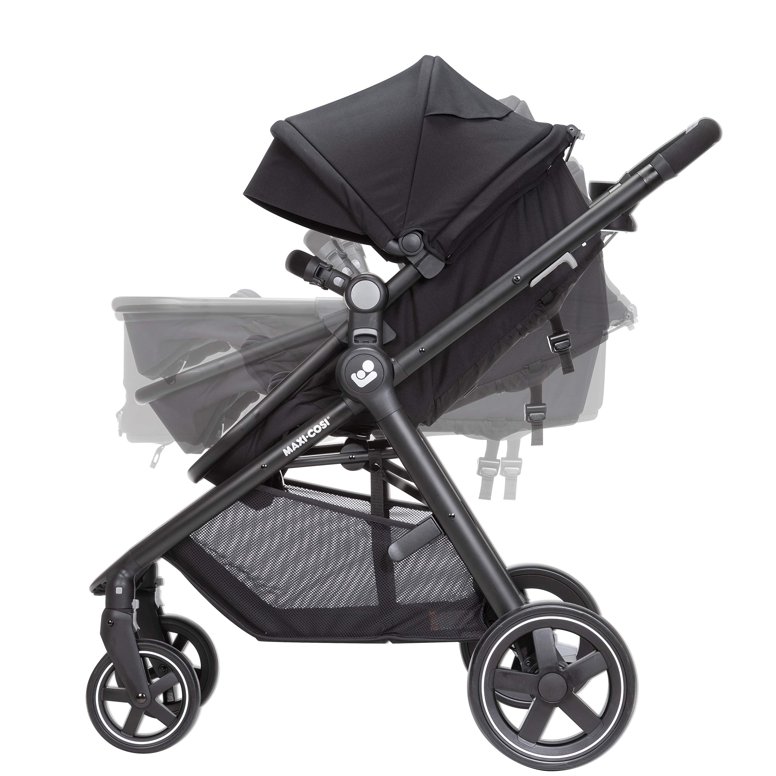 Maxi-Cosi Zelia Stroller, Night Black, One Size by Maxi-Cosi (Image #12)