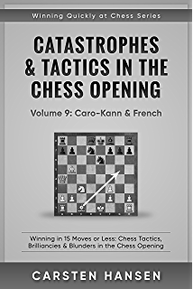 5 Anti-Sicilians by FM Hansen 2017 Catstrophes /& Tactics in the Opening Vol