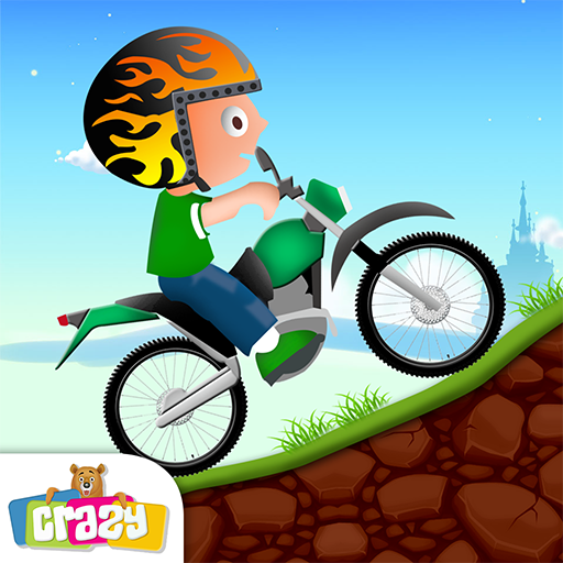 Crazy Bike Hill Race: Motorcycle racing game (Motorcycle Race Game)