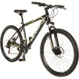 Vilano Ridge 1.0 Mountain Bike MTB 21 Speed Shimano with Disc Brakes