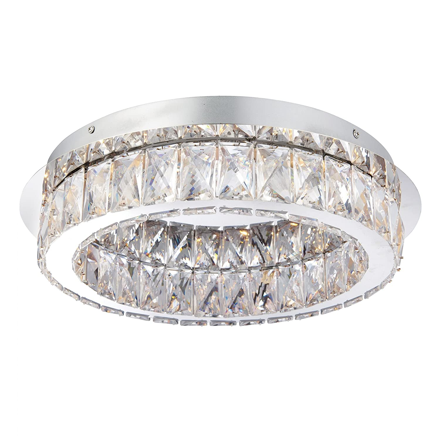 Endon Swayze flush Endon Lighting