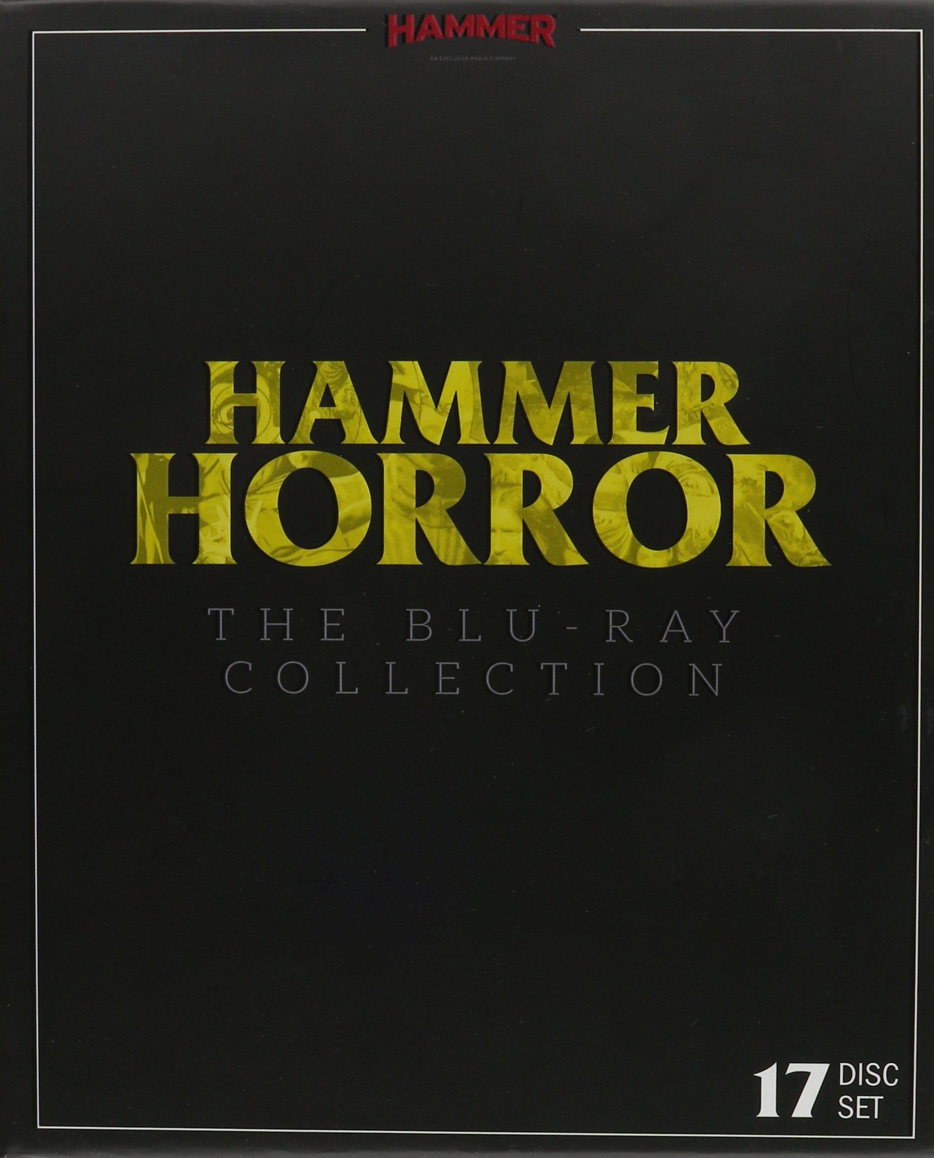 Hammer Horror - Box Set [Blu-ray]