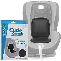 O2COOL Cutie Cabootie - Funda de asiento de coche para bebé con 2 en 1 combo de calentamiento y refrigeración…