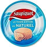 Saupiquet Thon Entier au Naturel 200 g - Lot de 4