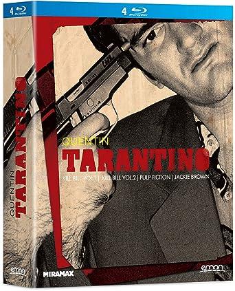 Pack Tarantino [Blu-ray]: Amazon.es: John Travolta, Pam Grier, Uma Thurman, Quentin Tarantino, Pam Grier, John Travolta: Cine y Series TV