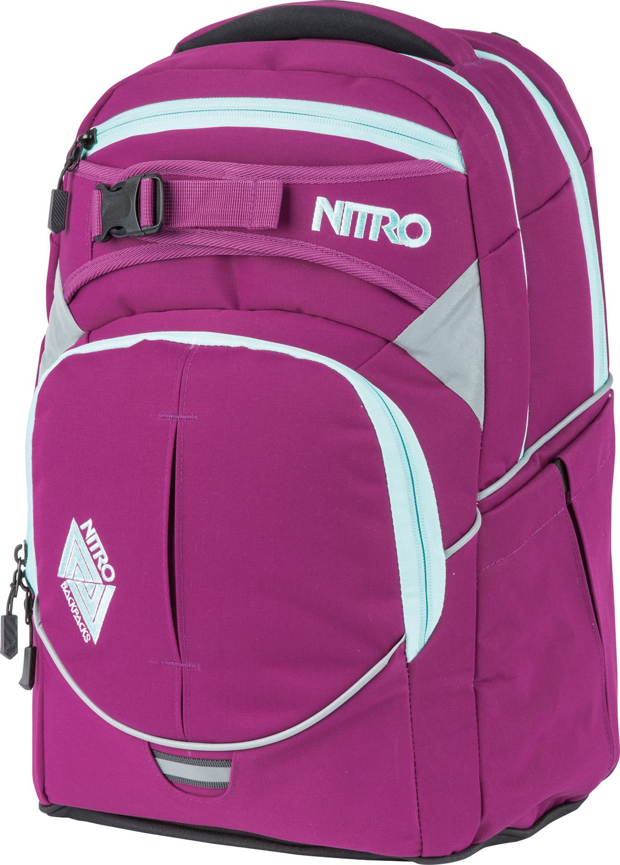 Nitro Sac à dos loisir, Grateful Pink (Violet)1161-878052
