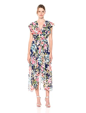 04b85b5f5be Eliza J Women s Floral Maxi Dress at Amazon Women s Clothing store