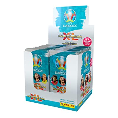 UEFA Euro 2020 Adrenalyn XL Packs (x50 Packs): Toys & Games [5Bkhe1405408]