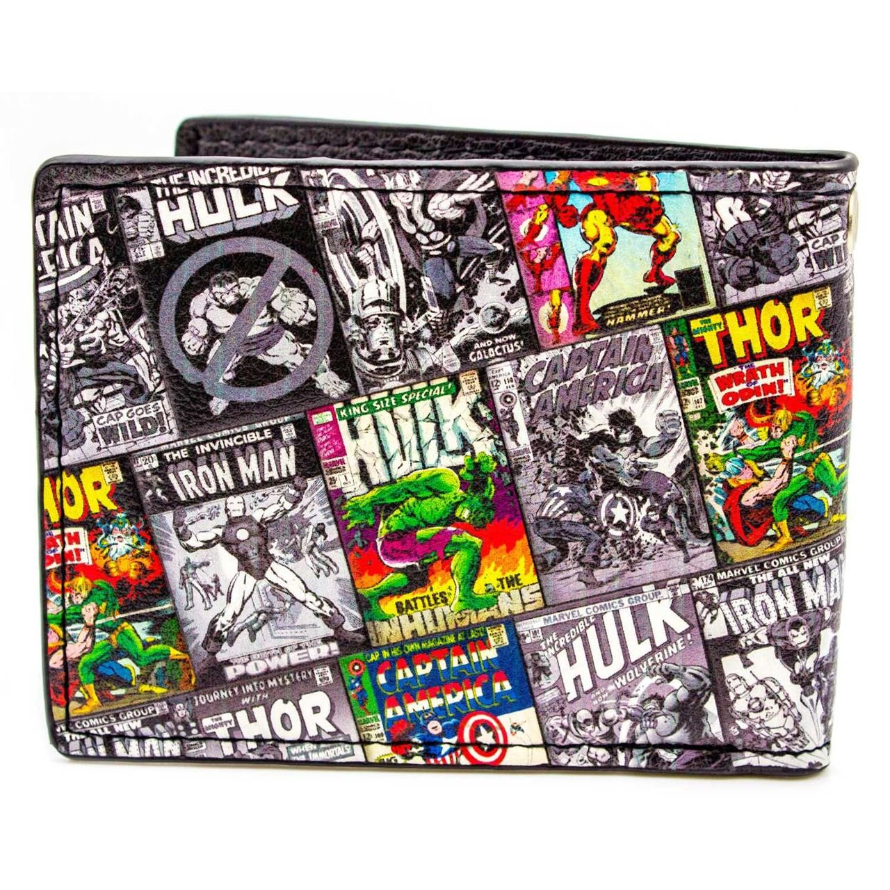 Cartera de Marvel Comics retro Multicolor: Amazon.es: Equipaje