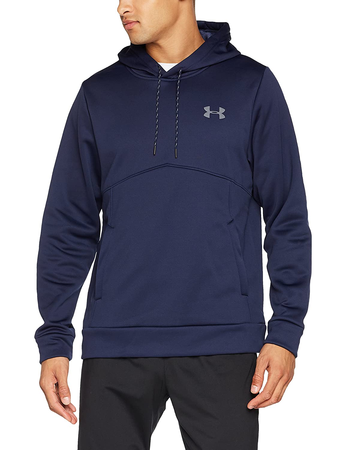 Under Armour Men AF Icon Solid PO Hoody Under Armour Apparel 1280729