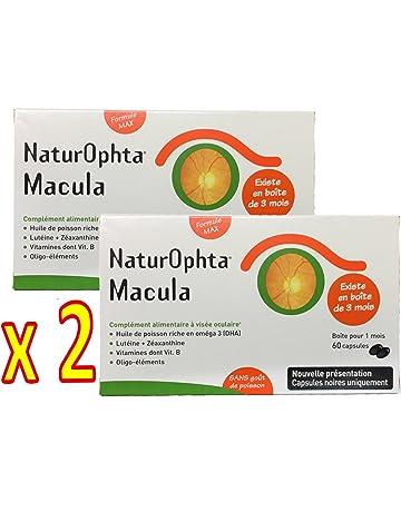 6abb7091b3ac5 HORUS PHARMA - NaturOphta Macula - Complément alimentaire à visée oculaire.  Complexe antioxydant. -