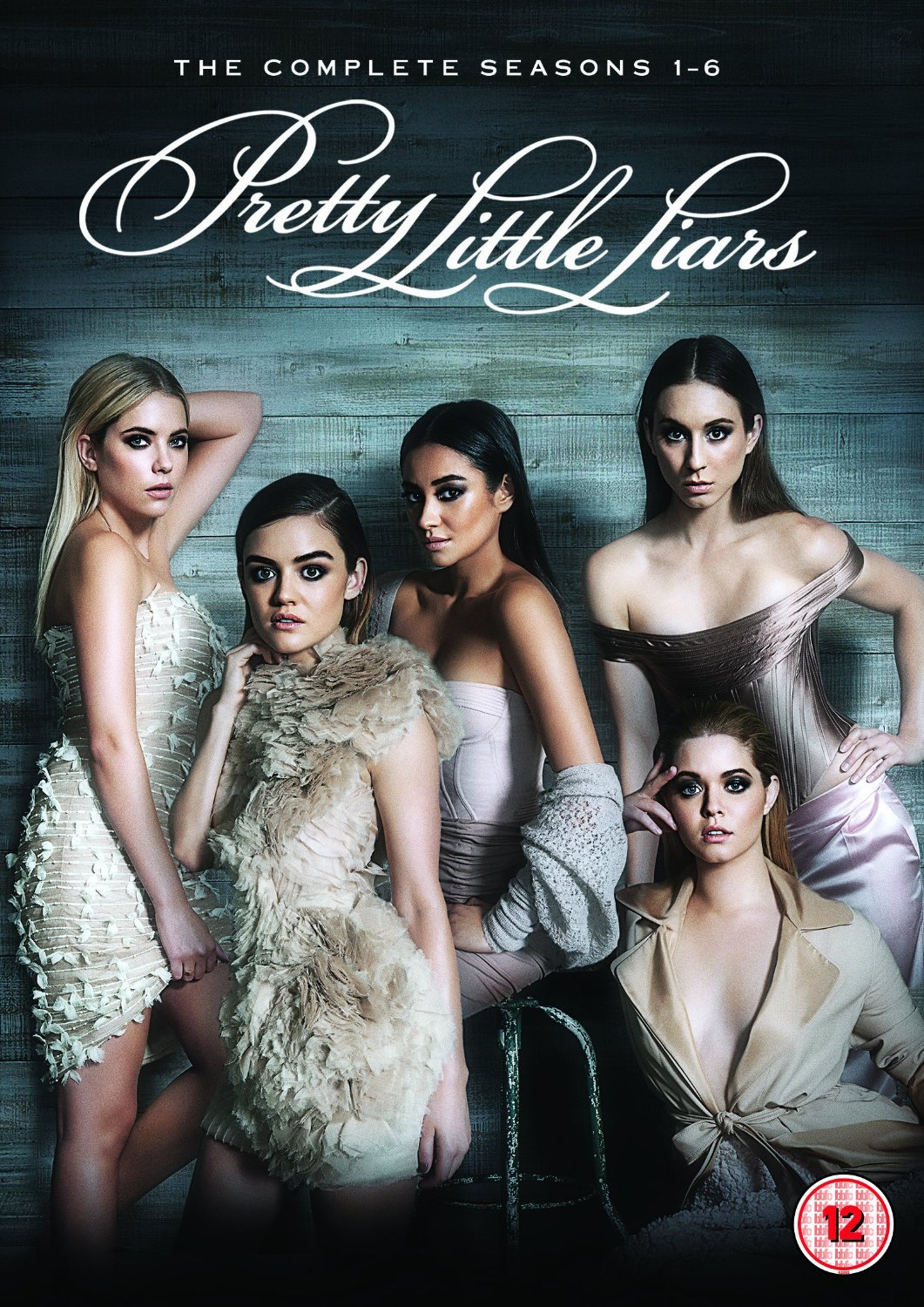 Amazon Com Pretty Little Liars Season 1 6 Dvd Movies Tv