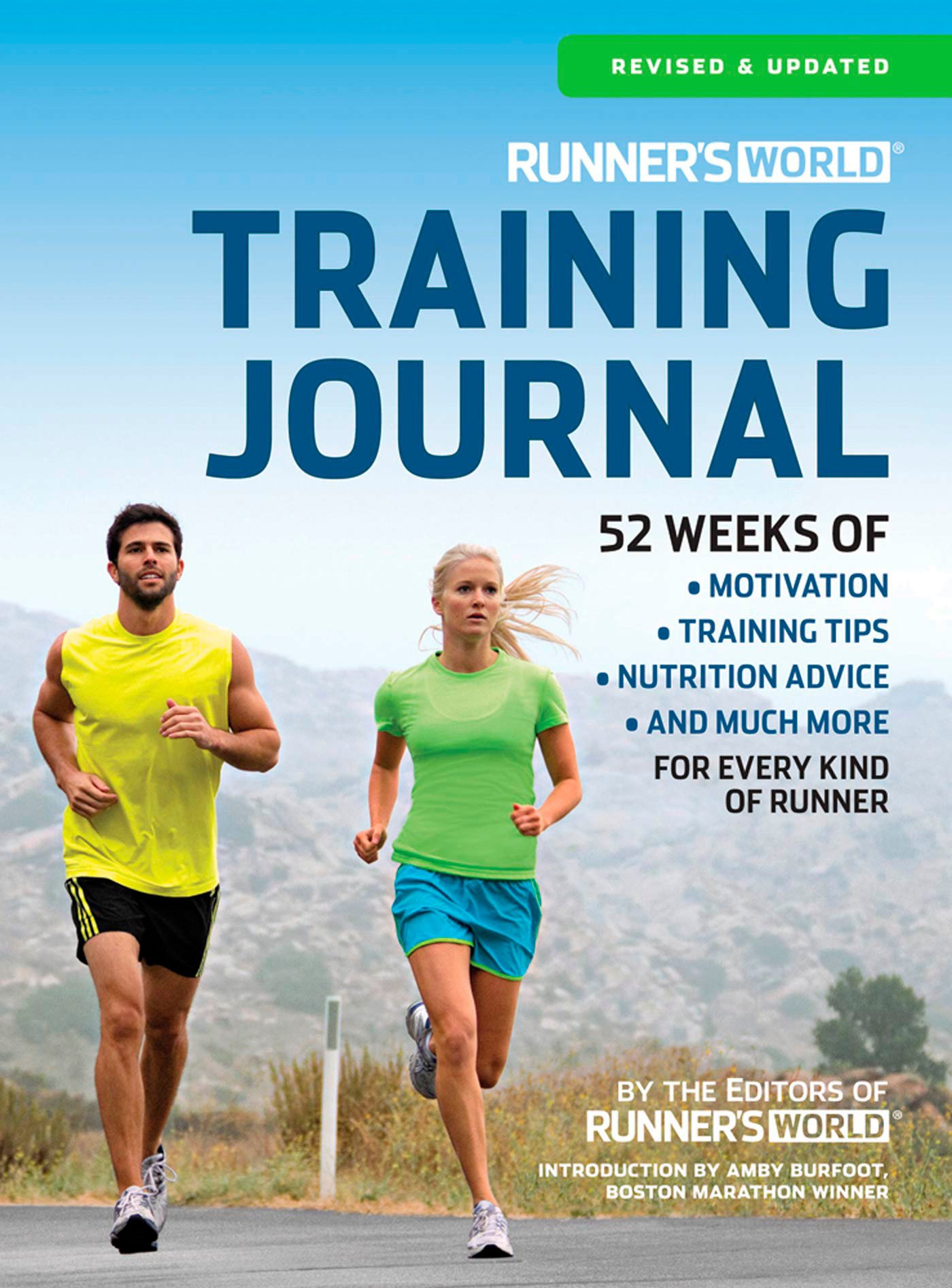 ad5024b1ccb Runner s World Training Journal  A Daily Dose of Motivation ...