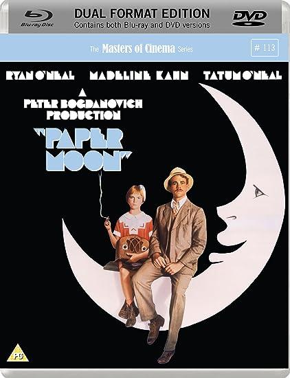 Paper Moon 1973 Masters of Cinema Dual Format Blu-ray ...