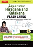 Japanese Hiragana and Katakana Flash Cards Kit: Learn the Two Japanese Alphabets Quickly & Easily with this Japanese Flash Cards Kit (Audio CD Included)