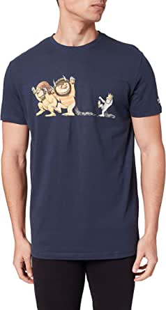 Springfield Camiseta Wild Things Are Hombre