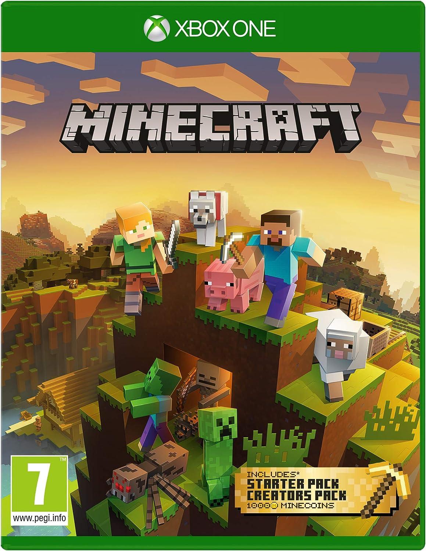 Minecraft Master Collection - Xbox One - Xbox One [Importación ...