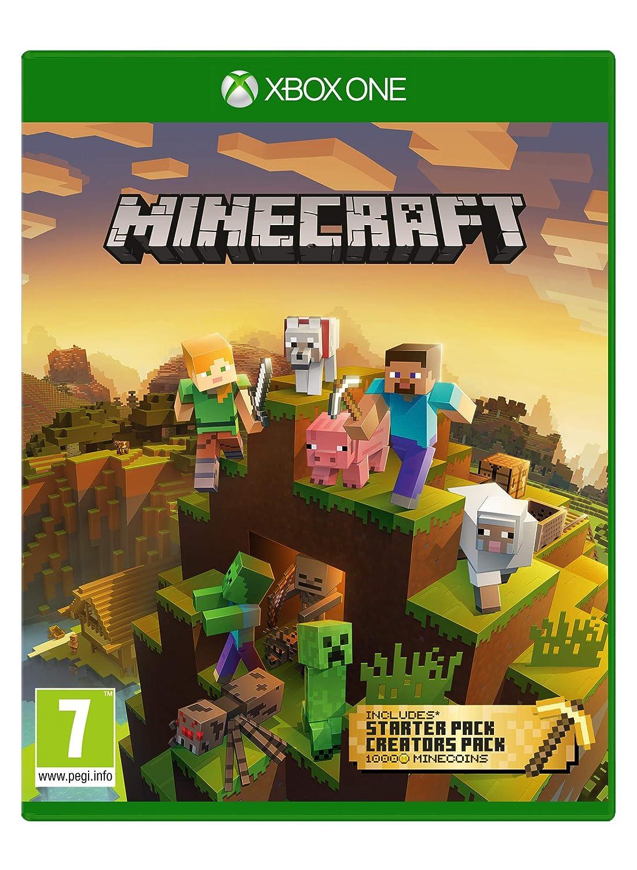 Minecraft Master Collection - Xbox One (Xbox One): Amazon co
