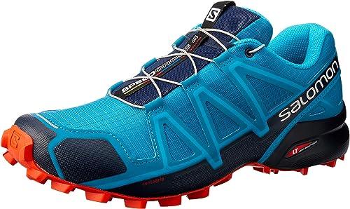 Salomon Herren Trail Running Schuhe, SPEEDCROSS 4