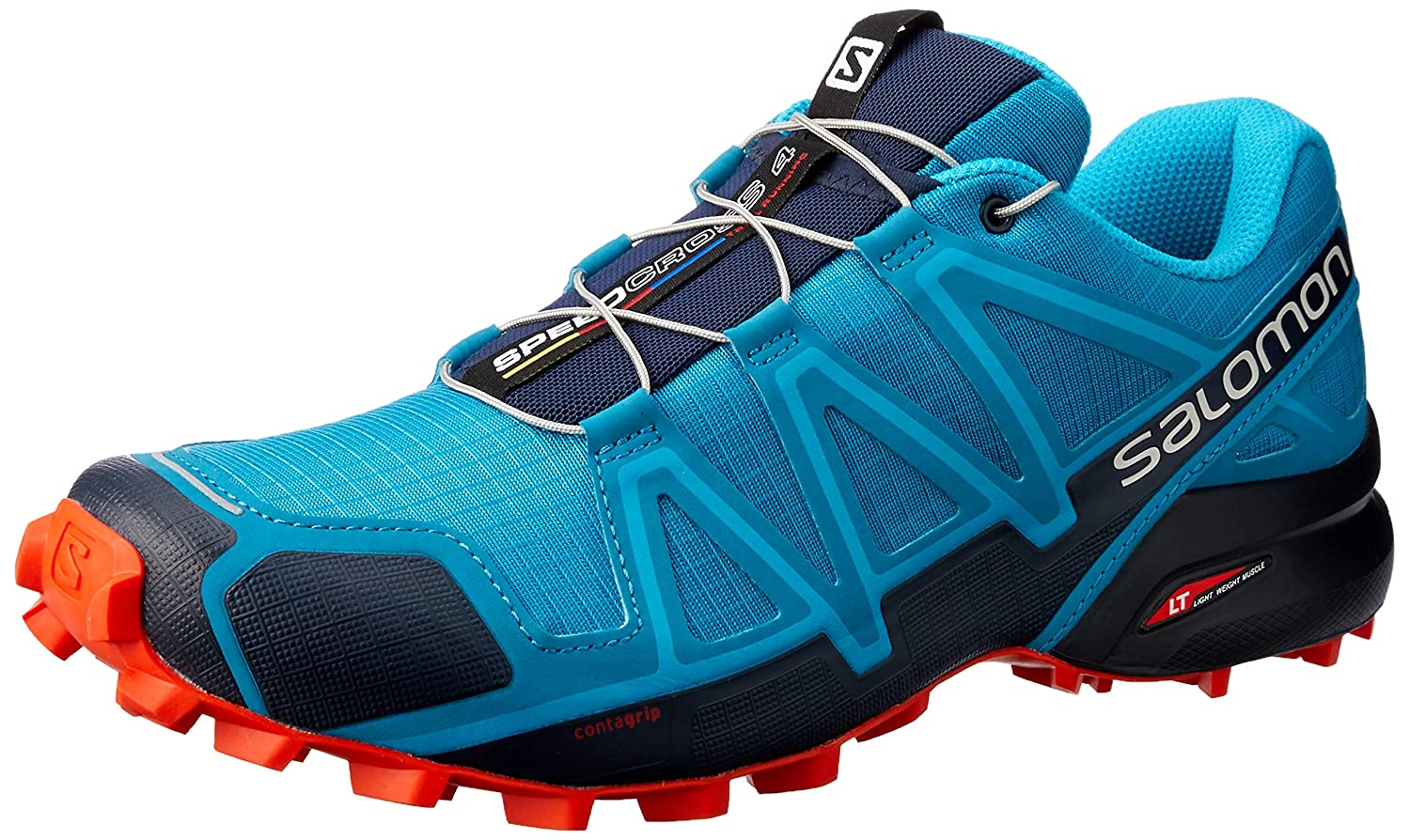 SALOMON LAUFSCHUHE SPEEDCROSS 4 Gr 49 13 Trail Running