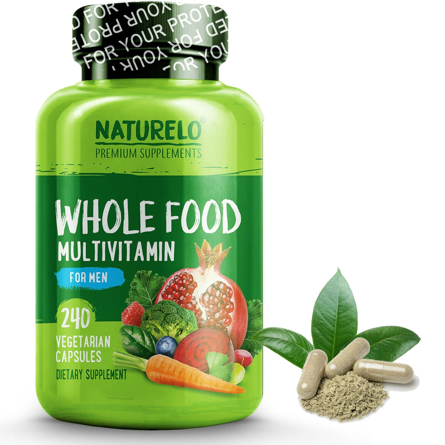 Natural Multivitamin Food