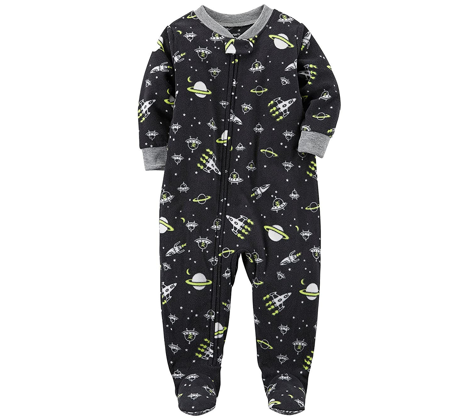 91e333ffee06 Amazon.com  Carter s Baby Boys  1 Pc Fleece 327g144  Clothing