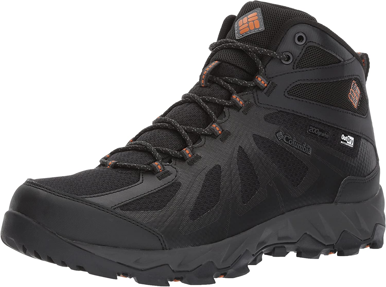 Columbia Men s Peakfreak XCRSN XCEL MID Outdry 200 XT Hiking Boot