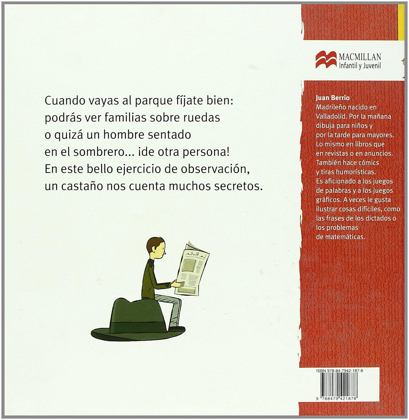 Amazon.com: El castaño (Librosaurio) (Spanish Edition) (9788479421878): Juan Berrio: Books