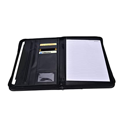 amazon com coscosx portfolio case holder resume folder best tools