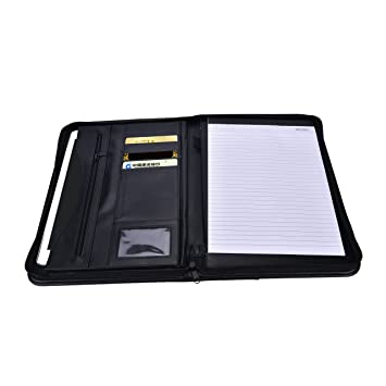 Good CoscosX Portfolio Case Holder Resume Folder Best Tools For Interview,Job U0026  Business, To Leather Resume Portfolio