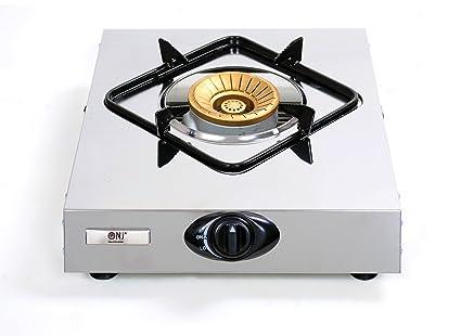 Nueva cocina de gas estufa cocina NT1 1 quemador portátil campamento interior Caravana FFD 4.0 kW