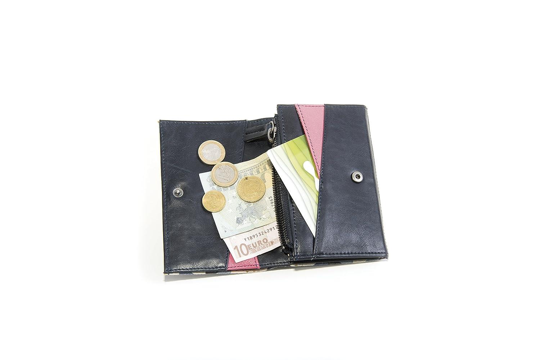 Skunkfunk OLIVELLA Woman Wallet Cartera para Mujer: Amazon ...