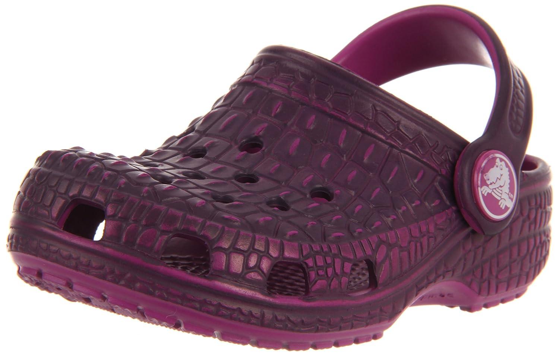 Crocs Crocskn Clsc K Cit/Lime C4/5 12109-71Q, Chaussures mixte enfant