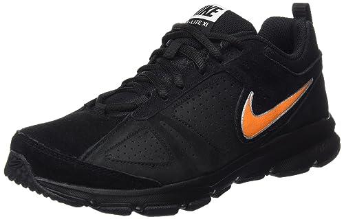 Nike T-Lite XI, Zapatillas Hombre, Negro (Black), 41