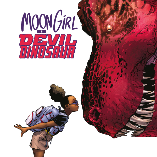 Moon Girl & Devil Dinosaur (Collections)