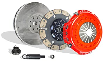 Volante y Kit de embrague para Dodge Ram 2500 3500 5,9 nv5600 Cummins 6speed