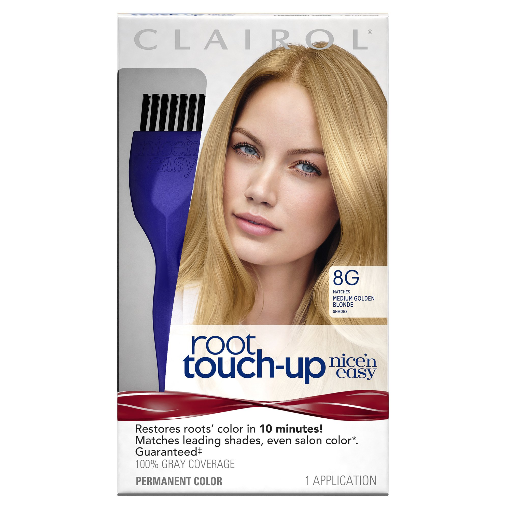 Amazon Clairol Nice N Easy Root Touch Up 8g Medium Golden