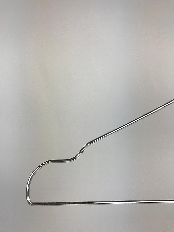 100 x RSR-Classic Drahtbügel Drahtkleiderbügel Metallkleiderbügel ...